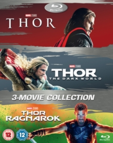 Thor: 3-movie Collection, Blu-ray BluRay