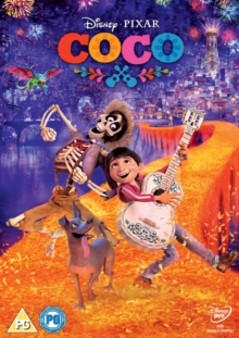 Coco, DVD DVD
