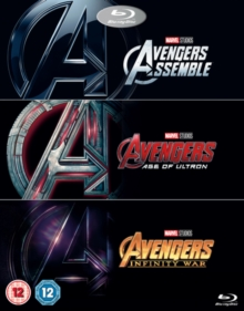 Avengers: 3-movie Collection