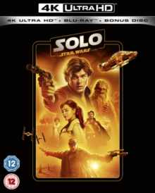 Solo - A Star Wars Story, Blu-ray BluRay