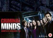 Criminal Minds: Complete Seasons 1-13