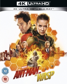 Ant-Man and the Wasp, Blu-ray BluRay