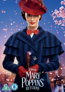 Mary Poppins Returns, DVD DVD