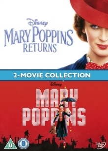 Mary Poppins: 2-movie Collection, DVD DVD