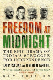 Freedom at Midnight, Paperback Book