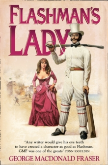 Flashman's Lady, Paperback Book