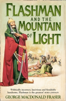 Flashman and the Mountain of Light, Paperback Book