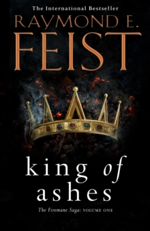 King of Ashes, Paperback / softback Book
