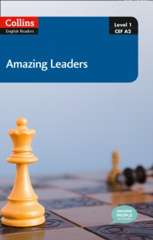 Amazing Leaders : A2, Paperback / softback Book