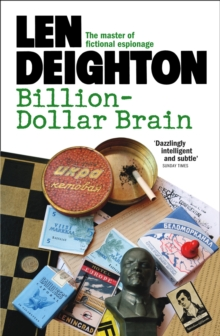 Billion-Dollar Brain, Paperback / softback Book