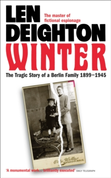 Winter : The Tragic Story of a Berlin Family, 1899-1945, Paperback / softback Book