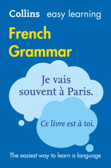 Easy Learning French Grammar, Paperback / softback Book