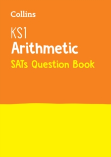KS1 Maths - Arithmetic SATs Question Book : 2019 Tests, Paperback / softback Book
