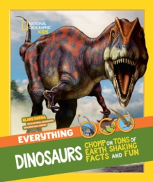 Everything: Dinosaurs, Paperback / softback Book