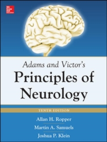 Adams and Victor's Principles of Neurology, Hardback Book