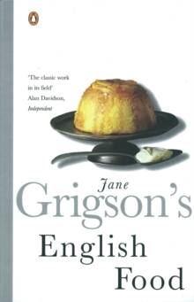 English Food, Paperback / softback Book