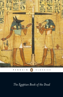 The Egyptian Book of the Dead, Paperback Book