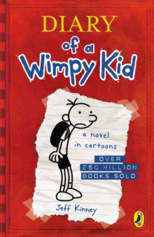 Diary Of A Wimpy Kid (Book 1), Paperback / softback Book