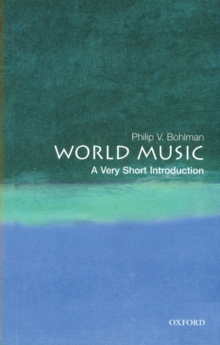 World Music: A Very Short Introduction, Paperback / softback Book