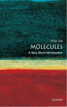 Molecules: A Very Short Introduction, Paperback / softback Book