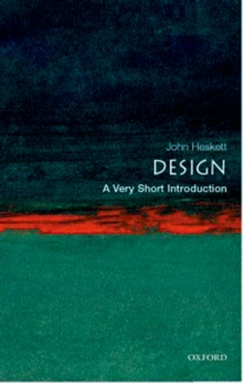 Design: A Very Short Introduction, Paperback / softback Book