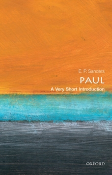Paul: A Very Short Introduction, Paperback / softback Book