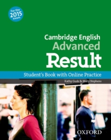 Cambridge English: Advanced Result: Student's Book and Online Practice Pack, Mixed media product Book