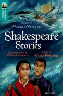 Oxford Reading Tree TreeTops Greatest Stories: Oxford Level 16: Shakespeare Stories, Paperback / softback Book