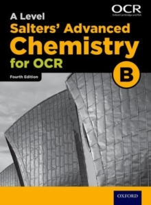 OCR A Level Salters' Advanced Chemistry Student Book (OCR B), Paperback / softback Book