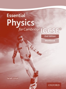 Essential Physics for Cambridge IGCSE (R) Workbook, Paperback / softback Book