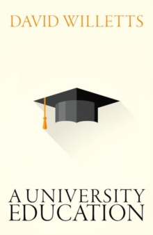 A University Education, Hardback Book