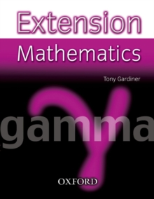 Extension Mathematics: Year 9: Gamma, Paperback / softback Book
