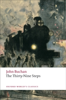 The Thirty-Nine Steps, Paperback / softback Book