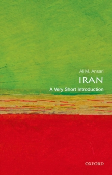 Iran: A Very Short Introduction, Paperback / softback Book