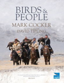Birds and People, Hardback Book
