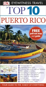 Top 10 Puerto Rico, Paperback / softback Book