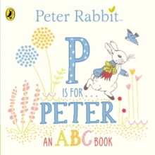 P is for Peter, Board book Book
