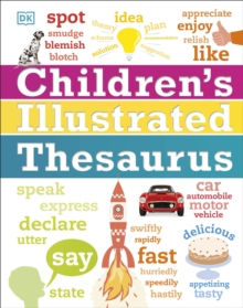 Children's Illustrated Thesaurus, Hardback Book