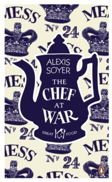 The Chef at War, Paperback / softback Book