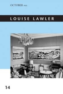 Louise Lawler : Volume 14, Paperback / softback Book