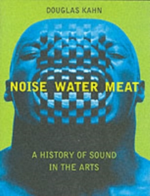 Noise, Water, Meat : A History of Sound in the Arts, Paperback / softback Book