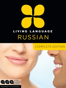Living Language Russian, Complete Edition, Paperback / softback Book