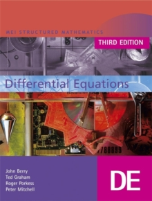MEI Differential Equations Third Edition, Paperback Book