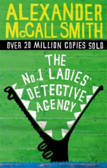 The No. 1 Ladies' Detective Agency, Paperback / softback Book