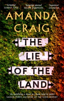 The Lie of the Land, Paperback / softback Book