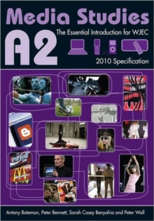 A2 Media Studies : The Essential Introduction for WJEC, Paperback / softback Book