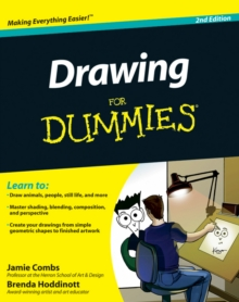 Drawing For Dummies, Paperback / softback Book