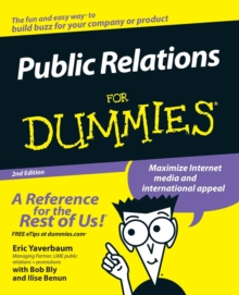 Public Relations For Dummies, Paperback / softback Book