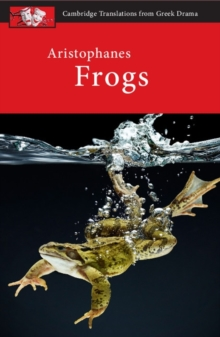Aristophanes: Frogs, Paperback / softback Book