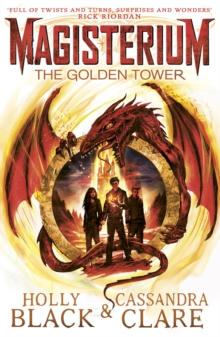 Magisterium: The Golden Tower, Paperback / softback Book